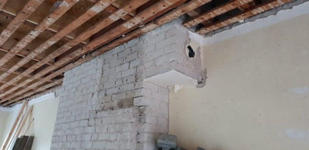 schoorsteen-verwijderen